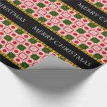 Marta Victorian Christmas Wrapping Paper