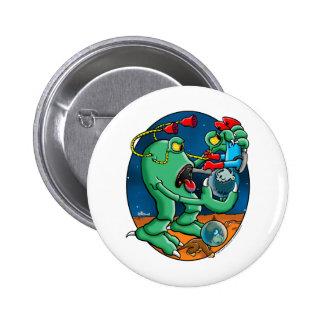 Martain Monster Pins