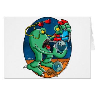 Martain Monster Cards