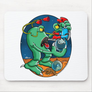 Martain Monster Mousepads