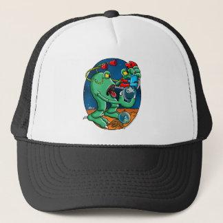 Martain Monster Trucker Hat