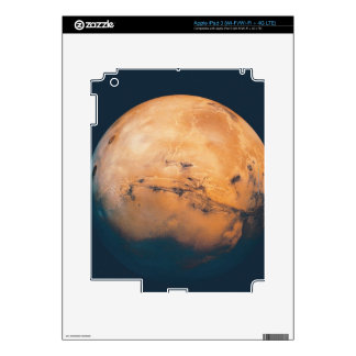 Marte 10 pegatinas skins para iPad 3