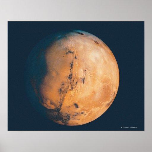 Marte 10 póster