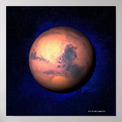 Marte 6 póster