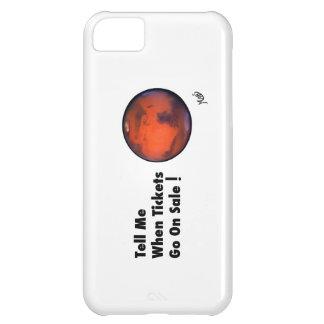 MARTE -- Boletos en venta -- caso del iPhone 5