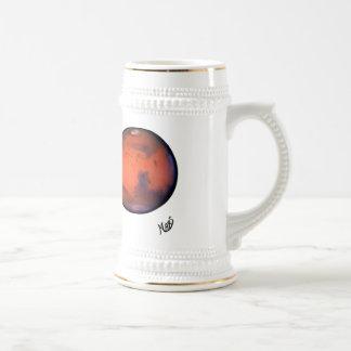 Marte -- Boletos en venta -- Cerveza Stein Jarra De Cerveza