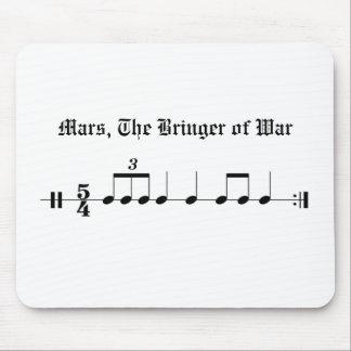 Marte, el Bringer de la guerra Alfombrilla De Ratón