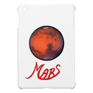 Marte - el planeta rojo - mini caso del iPad iPad Mini Protector