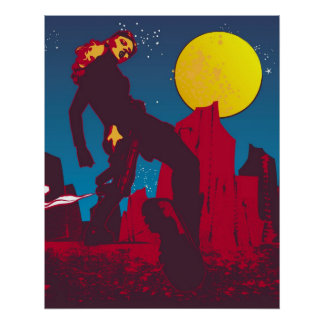 Marte el poster rojo del planeta