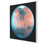 Marte en la oposición impresiones en lona estiradas