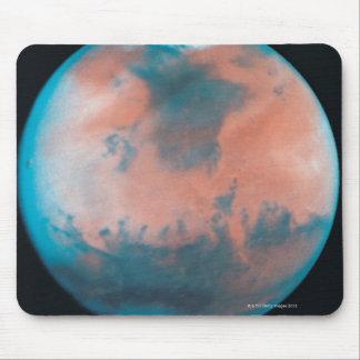 Marte en la oposición mousepad
