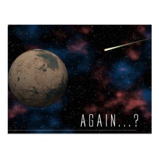 ¿Marte… otra vez? Tarjeta Postal