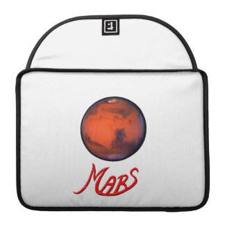Marte - planeta rojo - caja de MacBook Pro Fundas Para Macbook Pro