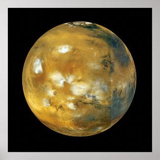 Marte Póster