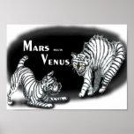 Marte resuelve Venus Poster