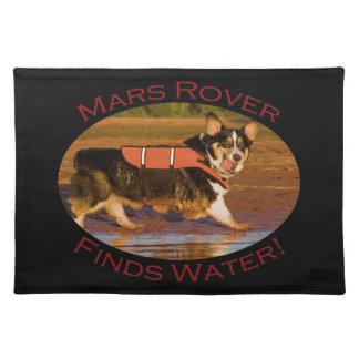 Marte Rover Mantel Individual