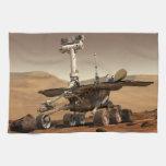 Marte Rover Toalla De Cocina