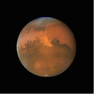 Marte (telescopio de Hubble) Escultura Fotografica