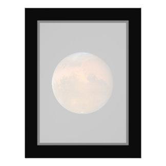 Marte (telescopio de Hubble) Tarjeton
