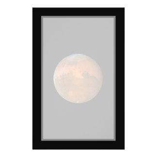 Marte (telescopio de Hubble) Flyer Personalizado