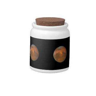 Marte (telescopio de Hubble) Jarras Para Caramelos
