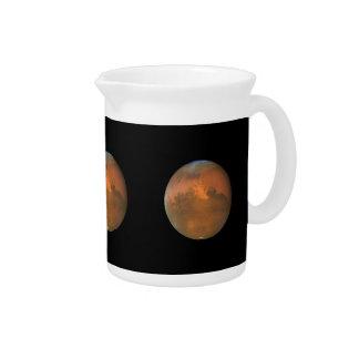 Marte (telescopio de Hubble) Jarras