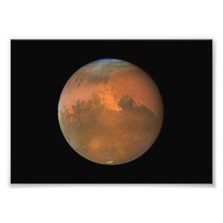 Marte (telescopio de Hubble) Impresiones Fotograficas
