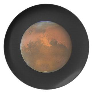 Marte (telescopio de Hubble) Plato De Cena
