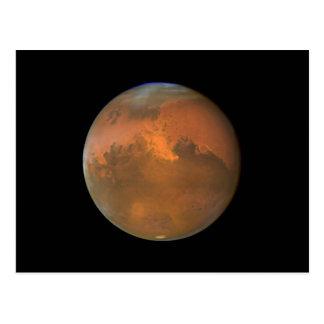 Marte (telescopio de Hubble) Tarjetas Postales