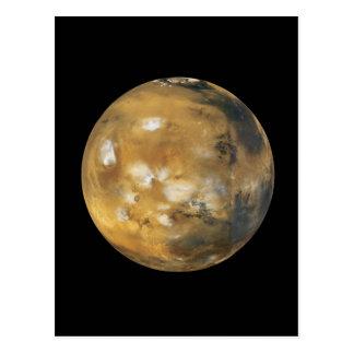 ¡Marte!  Una imagen hermosa del espacio.  NASA Postal
