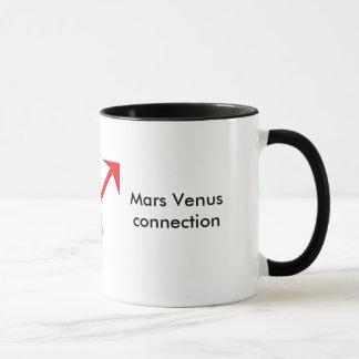 Marte Venus Taza