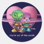 Marteenie Valentine Sticker