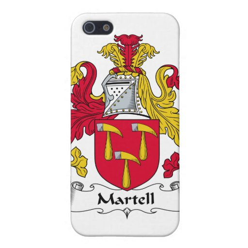Martell Family Crest iPhone 5 Covers