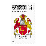 Martell Family Crest Postage Stamps