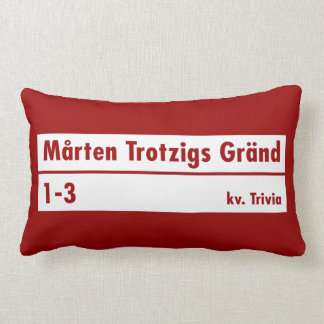 Mårten Trotzigs Gränd Estocolmo placa de calle