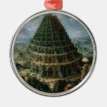 Marten van Valckenborch - la torre de Babel Adorno De Reyes
