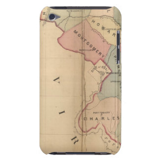 Martenet's Map of Maryland, Atlas Edition iPod Touch Cover