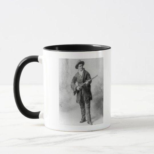 """Martha Canary """"Calamity Jane"""" Mug"""