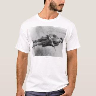 "Martha Canary ""Calamity Jane"" Portrait T-Shirt"