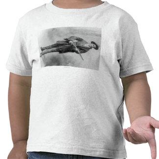 "Martha Canary ""Calamity Jane"" Portrait Shirt"