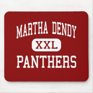 Martha Dendy - Panthers - Middle - Clinton Mouse Pads