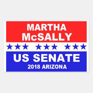Martha McSally US Senate 2018 Arizona sticker