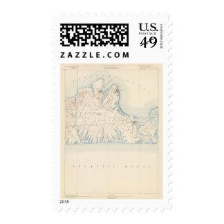 Martha s Vineyard Massachusetts Postage Stamps