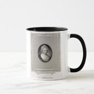 Martha Washington, engraved by James Barton Longac Mug