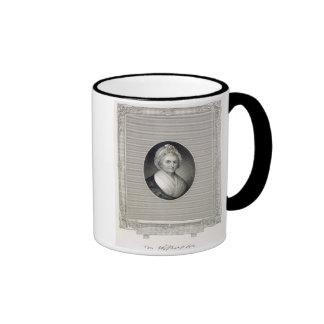 Martha Washington, engraved by James Barton Longac Ringer Mug