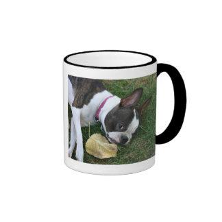 Martha's Leaf Mug