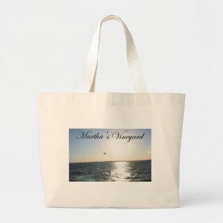 Martha's Vineyard 2 Large Tote Bag