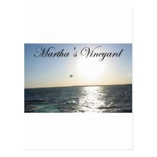 Martha's Vineyard 2 Postcard