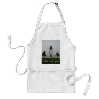 Martha's Vineyard Adult Apron