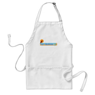 "Martha's Vineyard ""Beach"" Design. Adult Apron"